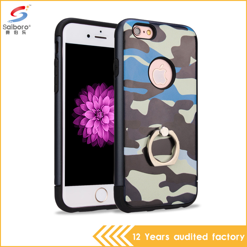 wholesale alibaba Army Navy Camouflage Pattern Phone Case for iPhone 6 6s