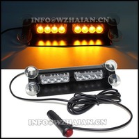 Visor Flash Lightbar Emergency Warning Strobe