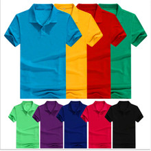 2016 Hot sale 100 Polyester HP078 Colorblock Golf Sports Polo Shirt For Men