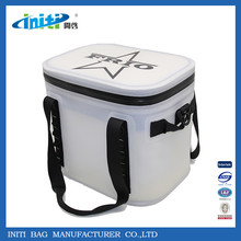 Wholesale cooler hopper 24 cans with waterproof TPU material