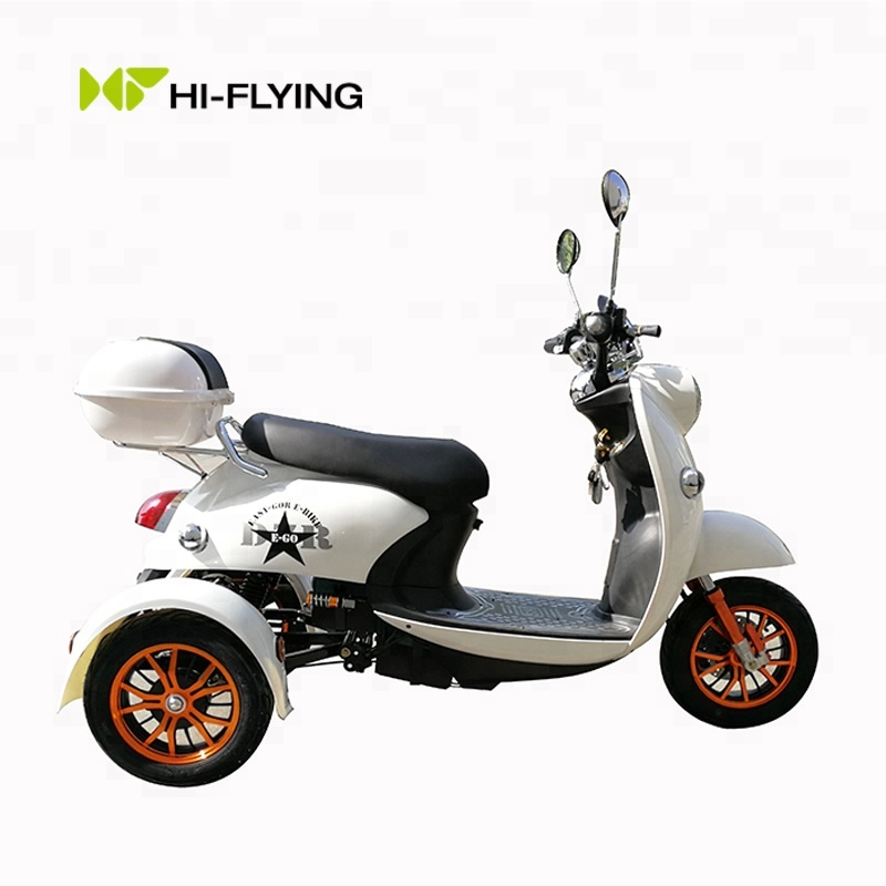 Tricycle 60V 650W EEC electric <strong>motorcycle</strong> M302