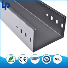 UL/ISO 9001/SG/ROHS/CE slotted perforated cable tray