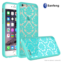 2016 most amazing designer cell phone cases for iPhone 6,clear transaprent case for iphone 6s
