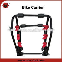 4 Pounds 16 x 9 x 29 Inch Customized Steel Trunk Mounted Car Bike Carrier For Sale