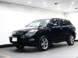 USED CARS - TOYOTA HARRIER 240G PREMIUM L PACKAGE (RHD 819811 GASOLINE)