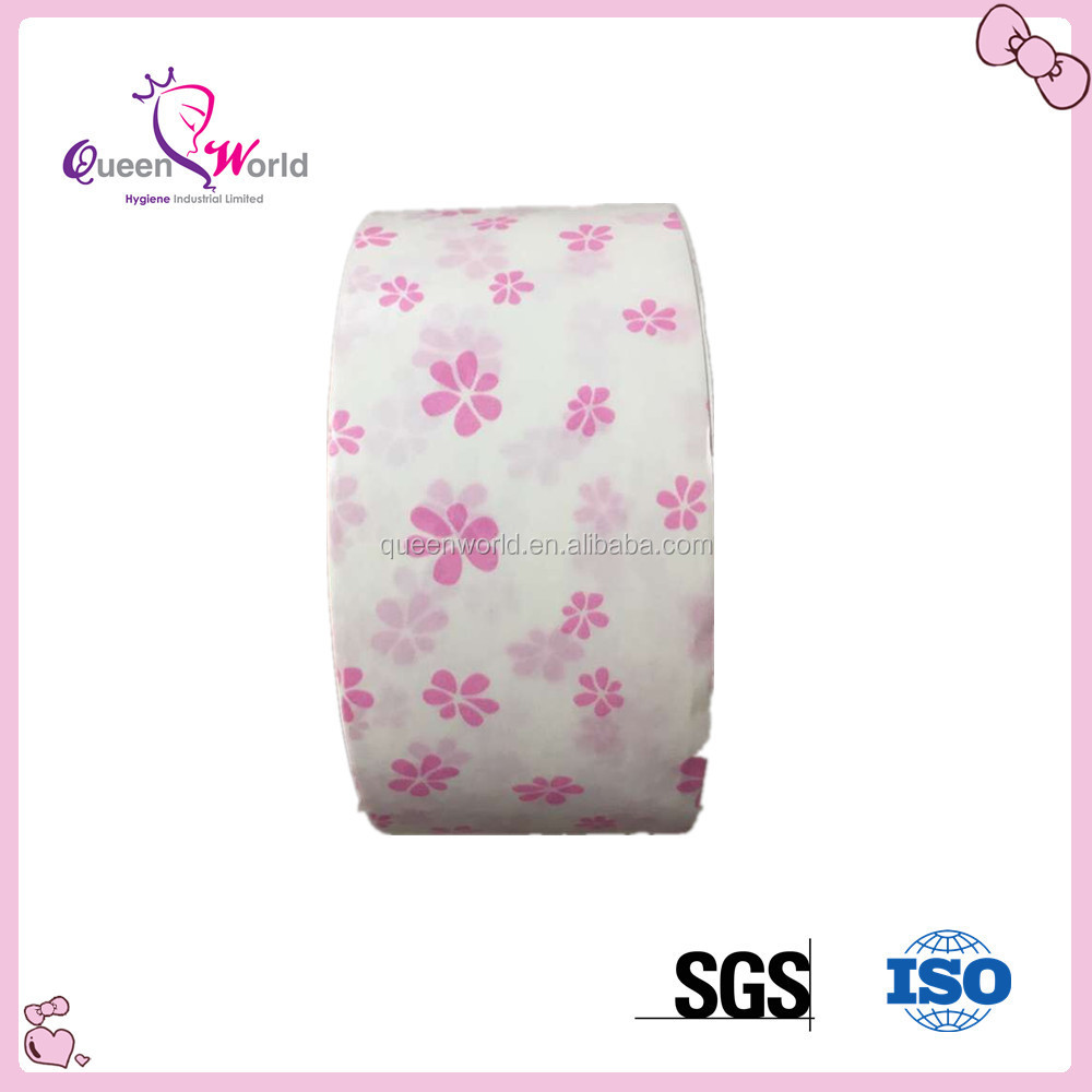 raw material silicone release paper for lady sanitary napkin/panty liner