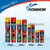 best quality eco-400ml household aerosol insecticide insecticide for worms