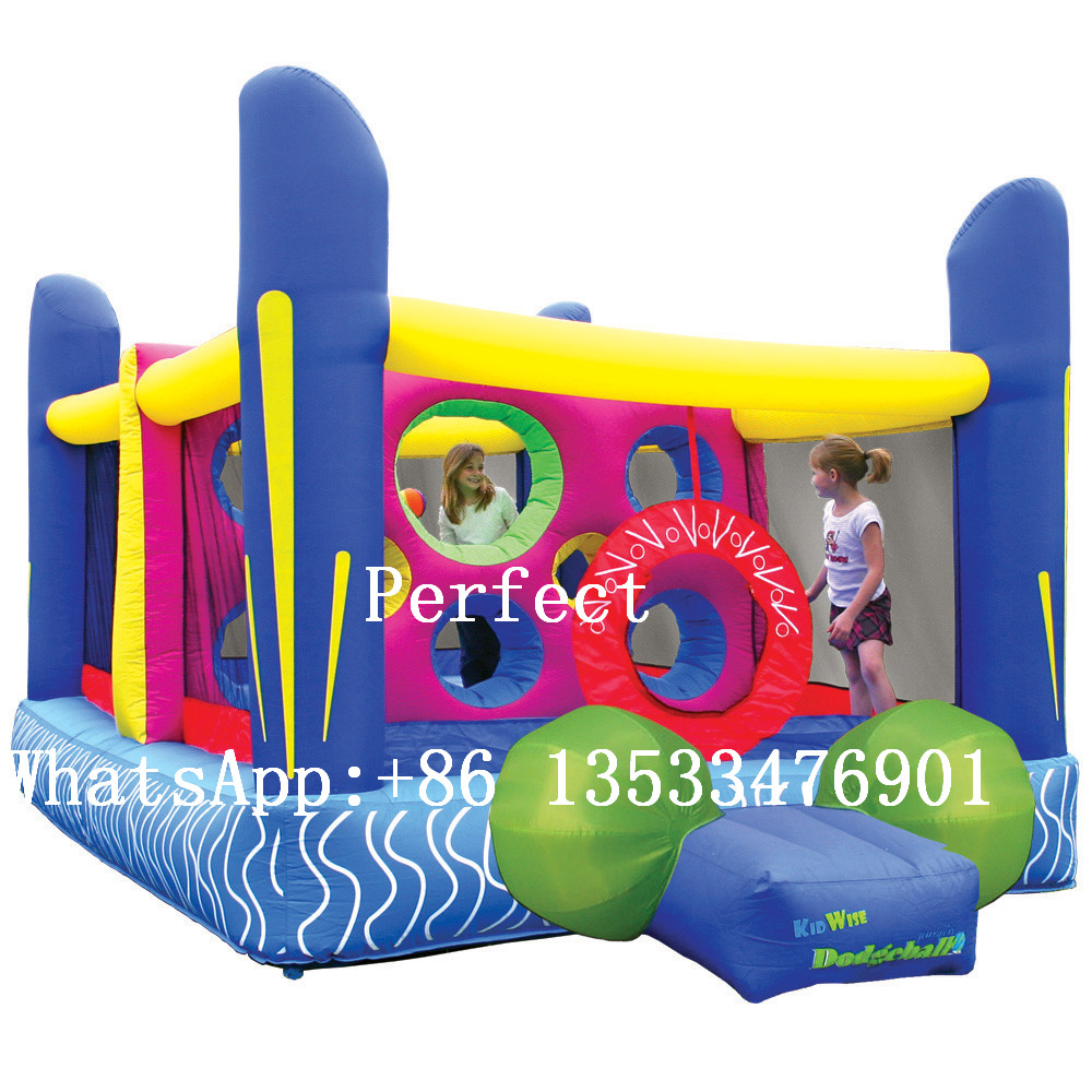 2016 Perfect inflatable toys inflatable bounce castle used indoor /outdoor
