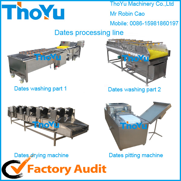 dates fruit machinery supplier, dates machinery manufacturer, dates machinery solution inc