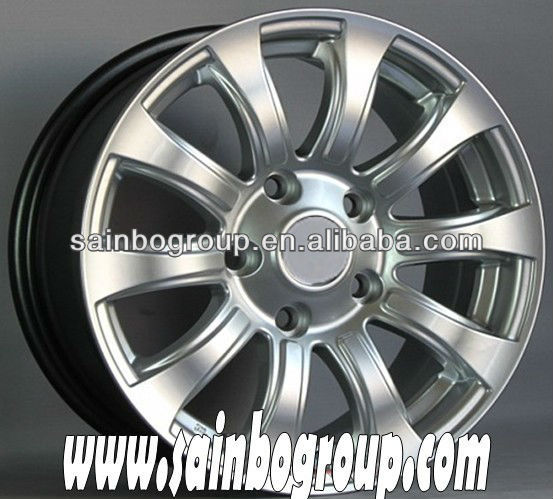 Chrome And Vacuum Plating Wheels Alloy Hub F50836-1