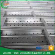 Q195 metal scaffold perforated steel plank