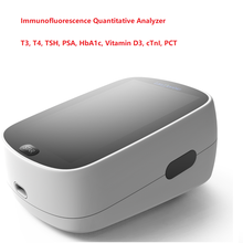 Point of Care Hormones Analyzer for T3 T4 TSH HbAlc PSA D Dimer cTnI Vitamin D3 CRP PCT CP4 Testing