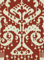 New Ikat Upholstery fabric tapestry drapery cloth Excellent designer made 001