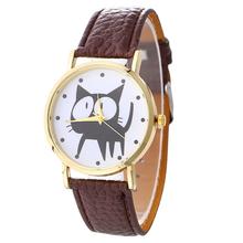 Special Offer 7 colors Quartz Watch Women Geneva Leather Band Analog Vogue Wrist Watches