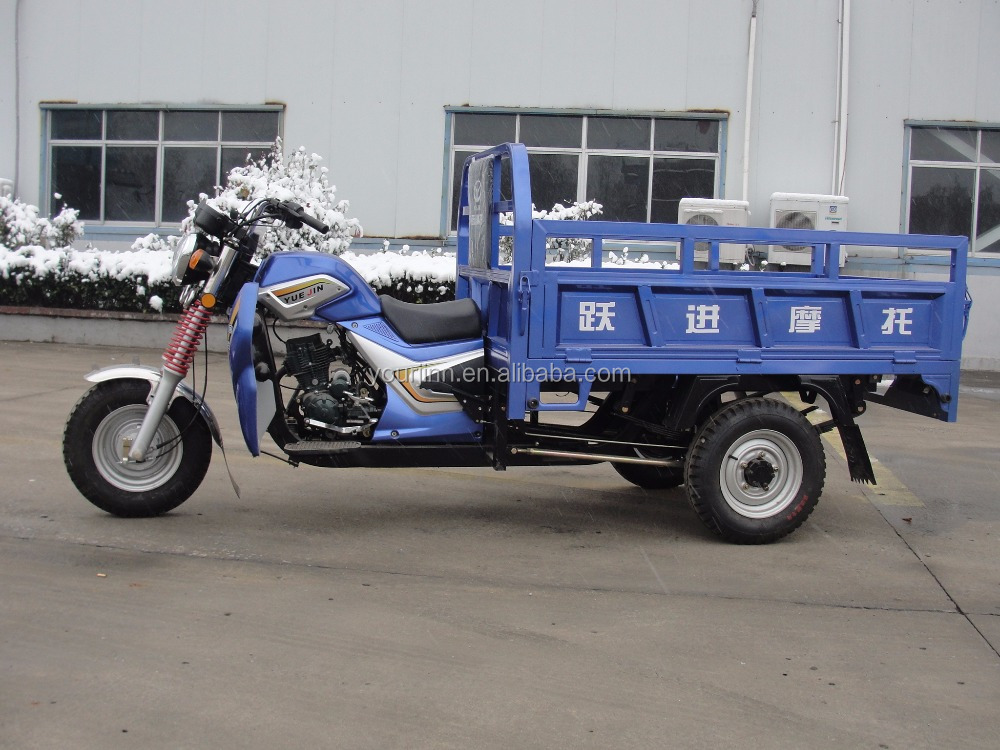 200cc motorcycle air cool/water cool gasoline high quality three wheel tricycle/cargo tricycle dealers