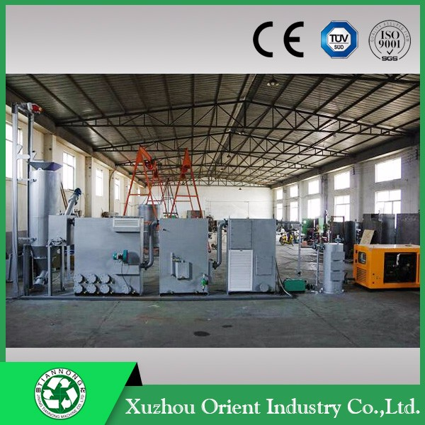 Biomass and Coal Gasifier Power Plant