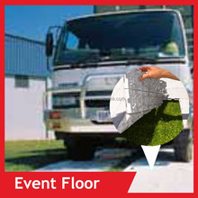 event turf protection flooring