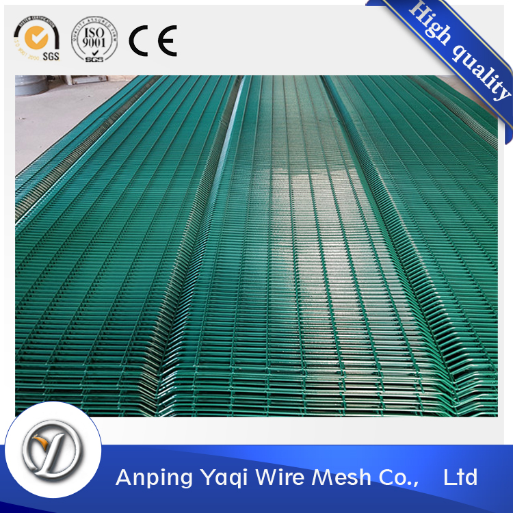 prison/jail 358 high security anti-climb welded wire mesh fence