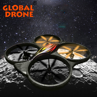 GLOBAL DRONE 6-axis gyro 2.4G ICD drone radio controlled X125 UFO UAV quadcopte drone FOR SALE