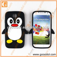 Silicone 3D Animal Cover for Samsung Galaxy S4 i9500