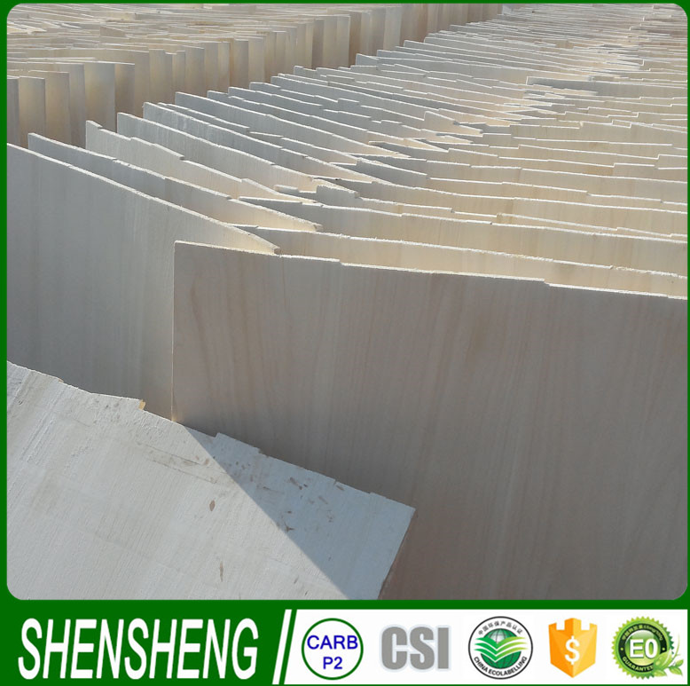 Chinese Cedar/ Finger Jointed Laminated Board & Solid Edge Glued Panel