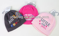 2013 fashion baby cotton baby hat
