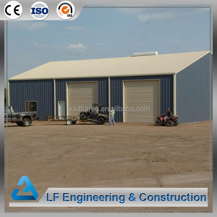 Prix de base pr fabriqu s de construction en m tal garage garage toit et abr - Prix construction garage ...