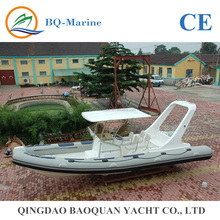 8.3m sport open rib boat for diving RIB830 with CE