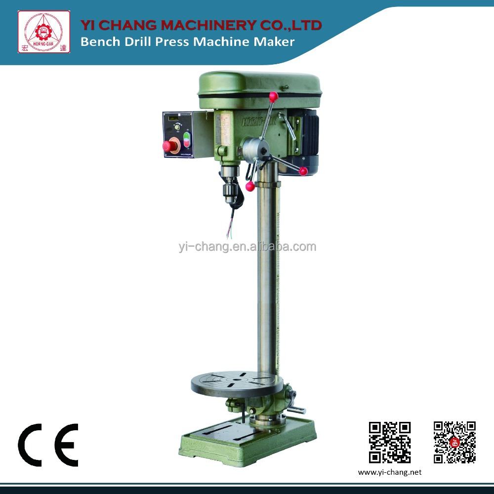 HD-14I 16mm 1HP Home Use Drill Press