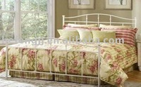 Queen Size Metal double Bed