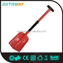 Professional Adjustable Steel Snow Shovel