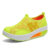 Tide color fashion Ladies shoe Slimming Shoes knitting vamp Fitness ladies shoe