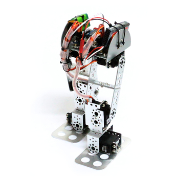 Humanoid Robot AS-6DOF Biped Educational Robot (with Electric Control)