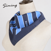 New design professional fancy woven chiffon georgette palestine scarf wholesale