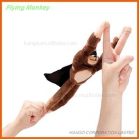 Hottest Sale Plush Slingshot Flying Monkey With Printed Cape