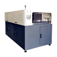 CE PET automatic bottle blowing machine prices 4 cavity