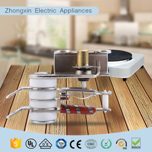 2018 newest useful electrical appliances parts adjustable thermostat for pizza oven