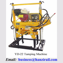 Hydraulic Railway Rail Tamping Machine