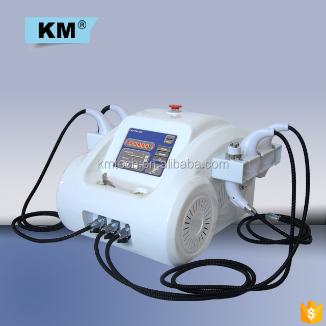 very good weight loss result Vacuum Lipo Cavitation Face and Body Slimming Machine CE Approved