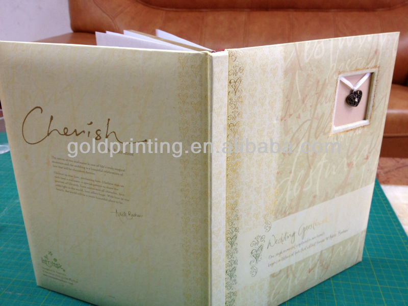 Perfect Binding Hard Cover Note Book / High Quality Notebook Printing