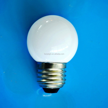 high brightness and practical economy E27 1W Led color bulb