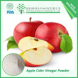 Hot sale Raw material lose weight Apple Cider Vinegar Powder