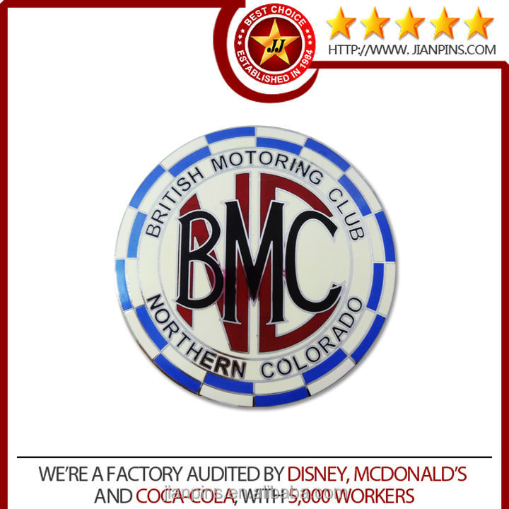 Custom Metal Car Badges Emblem