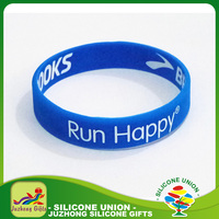 Rubber hot-selling custom printed nfc silicone wristband ,sport bracelet