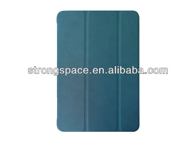 Factory direct sale PU leather case for ipad mini Retina