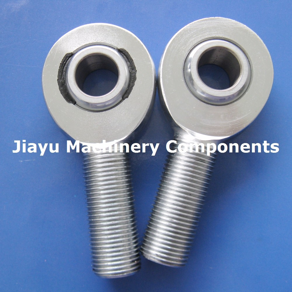 Free Shipping 50 PCS XMR8 Male Rod End 1/2 x 1/2-20 Chromoly Steel Heim Joint Right Hand XM8 Rose Joint Bearings