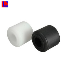 lowest price black custom epdm molded rubber door stop