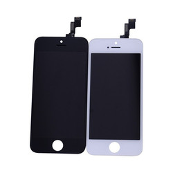 Mobile phone parts and accessories for iphone 5s lcd touch screen with digitizer assembly