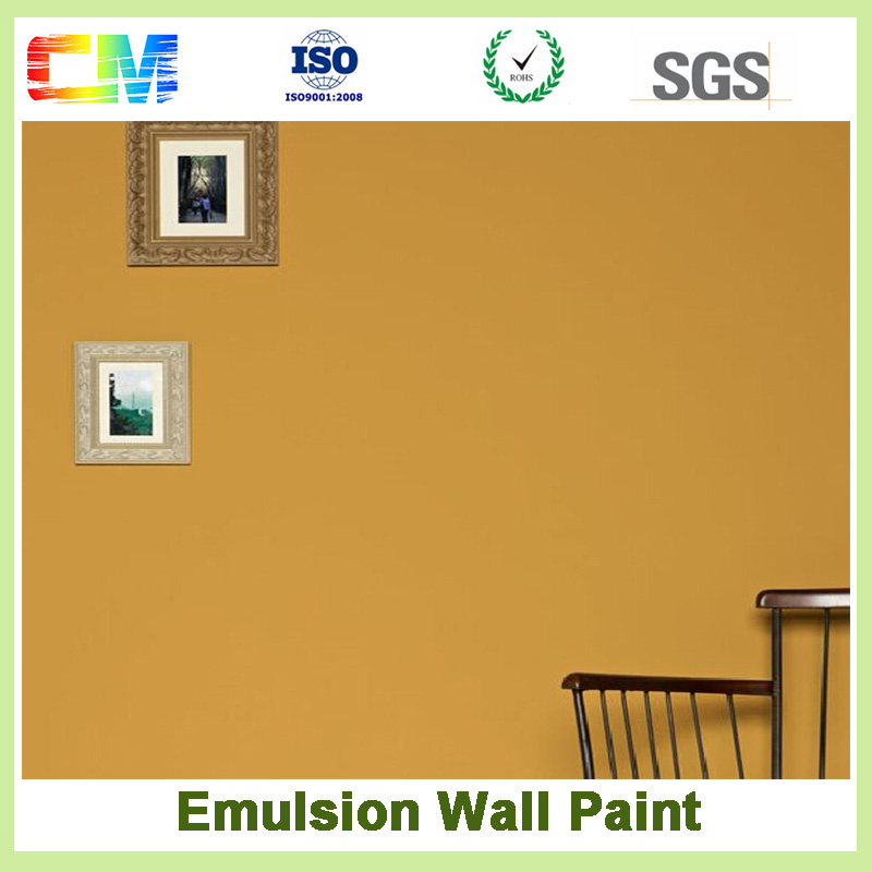 High quality acrylic interior wall emulsion paint with low price