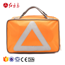 Hot sale light durable medical car auto and outdoors travel survival first aid kit bag